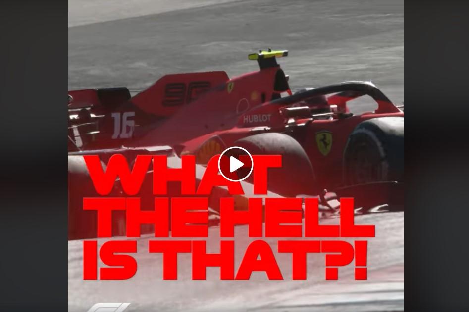Verstappen in Leclerc trčila ob prehitevanju za zmago v Avstriji