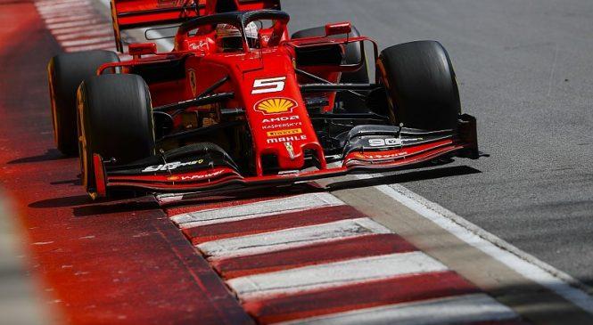 Ferrari vložil zahtevek za ponovni pregled Vettlove kazni v Kanadi