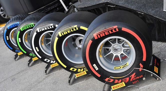 Pirelli za 2021 opušča gume z visoko stopnjo obrabe