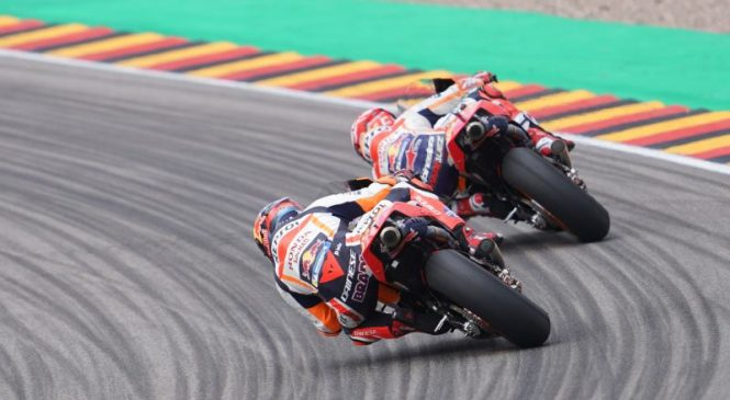 Honda se brani pred očitki iz Ducatija