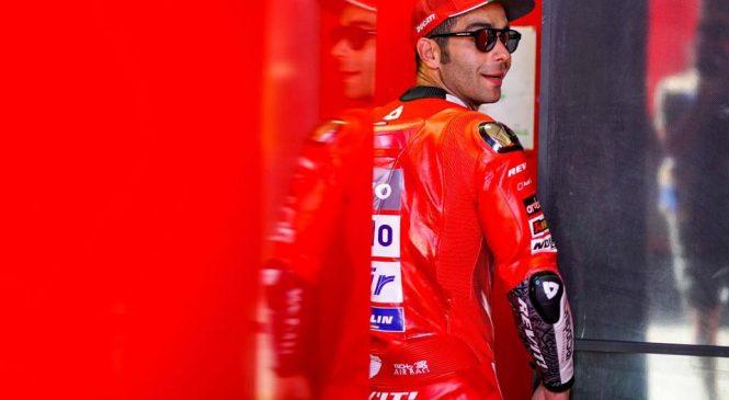 Petrucci ostaja pri Ducatiju tudi v sezoni 2020