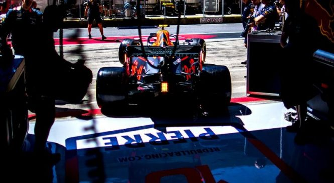 F1 Silverstone: Gasly najhitrejši na prvem treningu