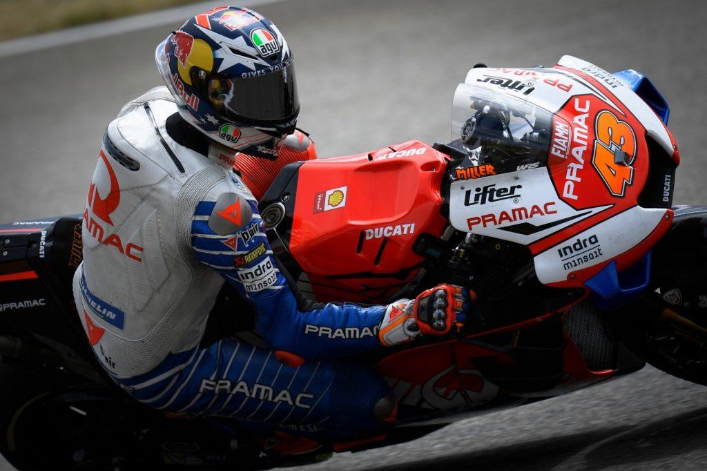 Jack Miller Pramac Ducati MotoGP Sachsenring