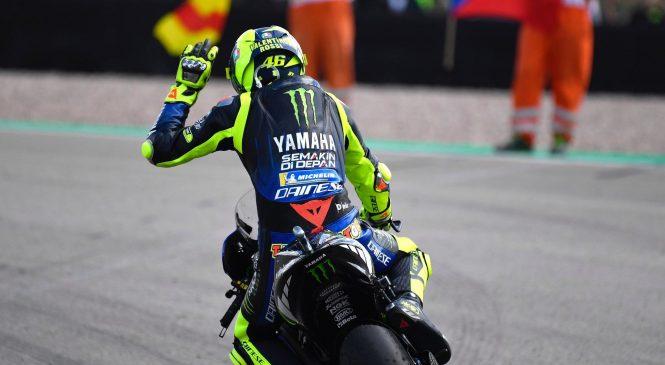 Rossi: Težko bom nadaljeval, če ne rešimo težav