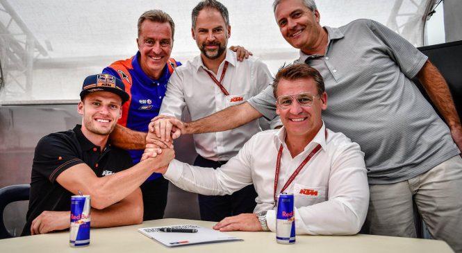 Uradno: Binder v MotoGP z moštvom Tech3