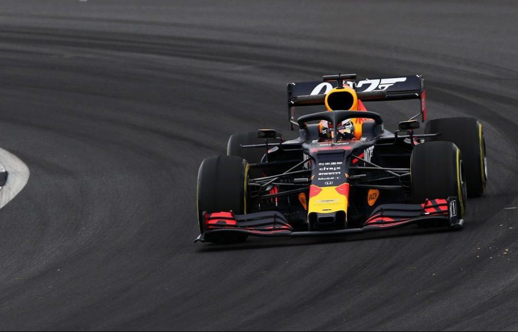 Max Verstappen turbo lag silverstone