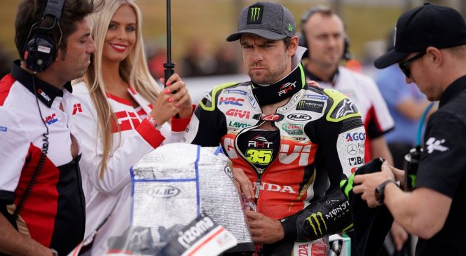 MotoGP: Letošnja sezona se je končala pred štirimi dirkami