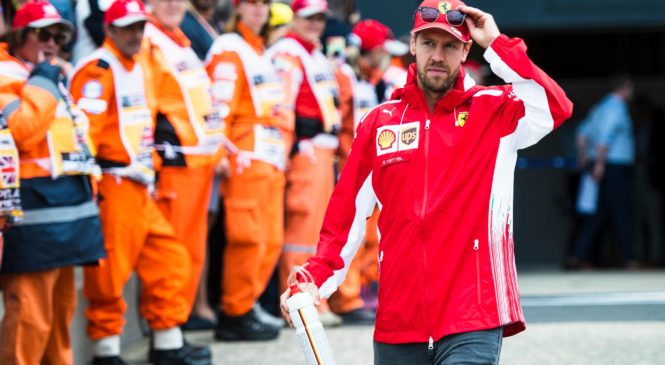 Čas kislih kumaric: Kimi k Ferrariju namesto Vettla?