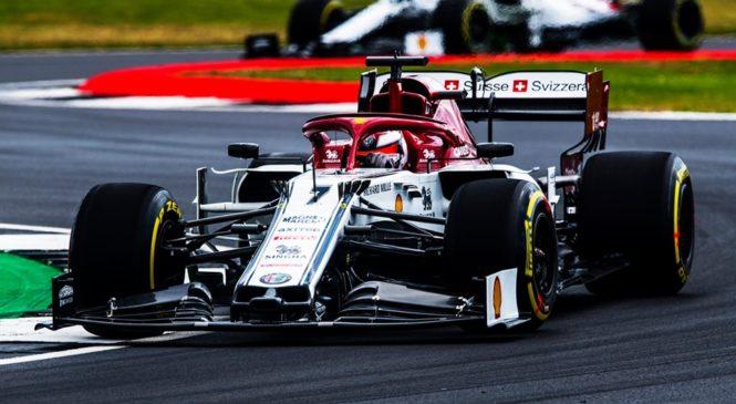 Hamilton in Kubica do točk po kazni za Alfo Romeo