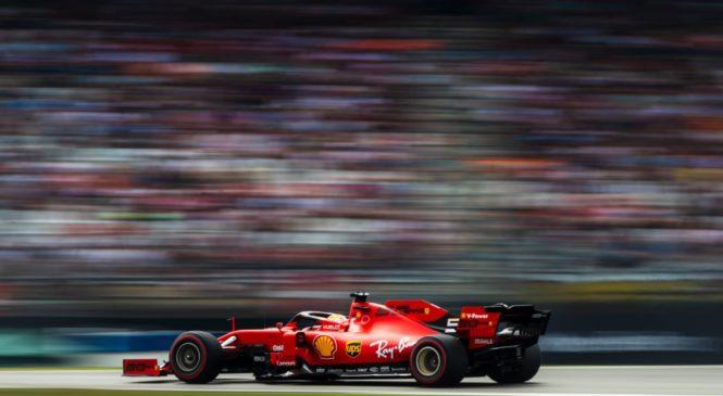 Ferrari: Vettlovo drugo mesto je zanj pomemben dosežek