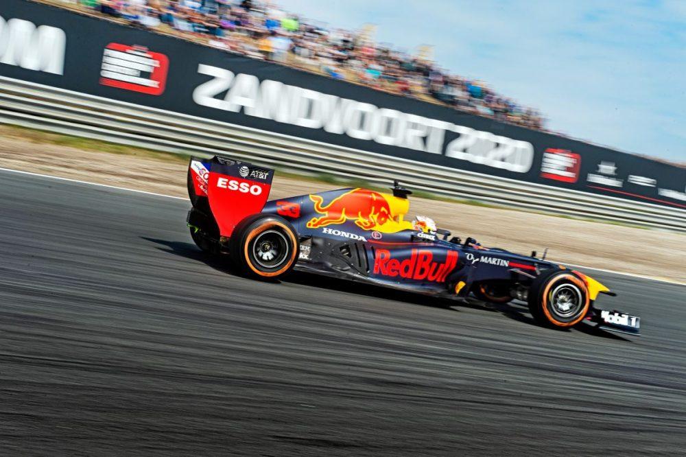 Red Bull Zandvoort 2020 F1 Formula 1