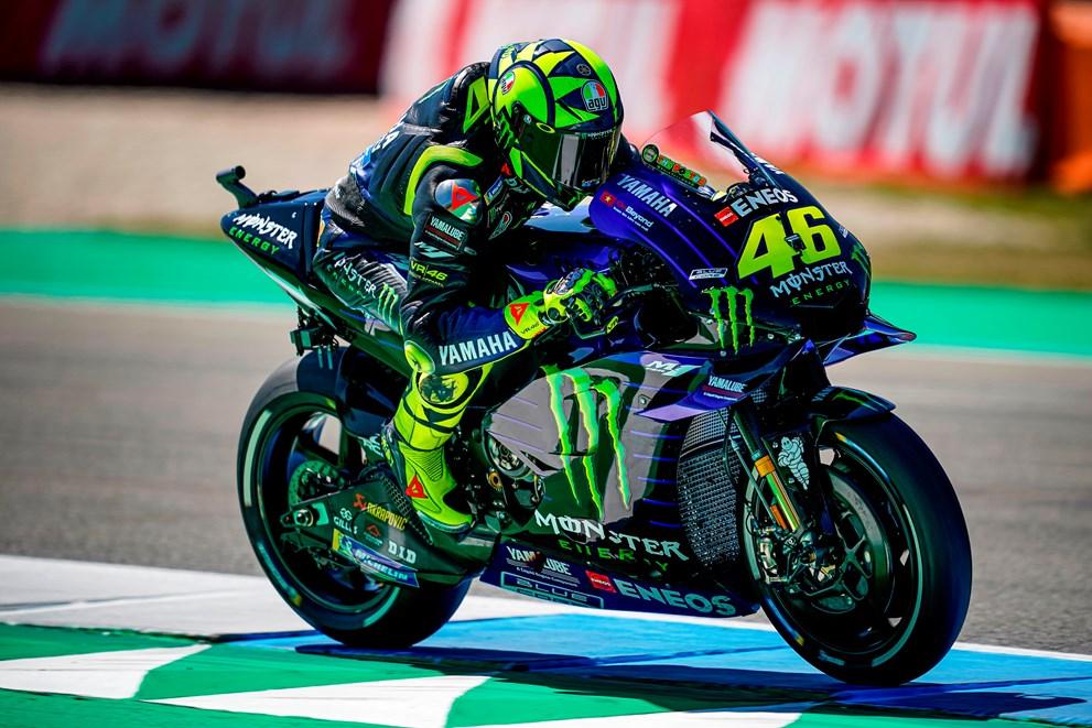 Valentino Rossi Yamaha MotoGP 2019 Assen