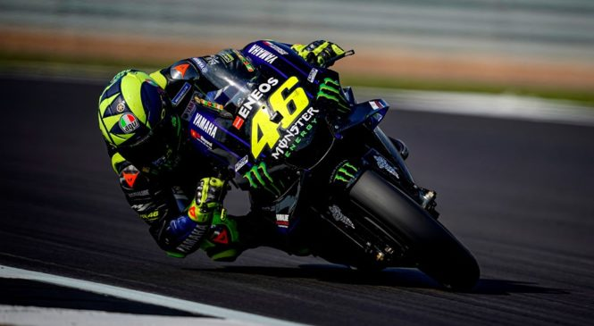 Rossi razočaral: Imel sem več težav z gumo kot Vinales