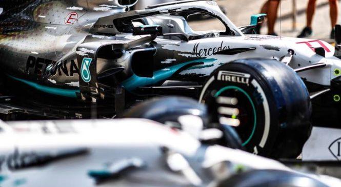 Mercedes Bottasu obljublja drug sedež v F1