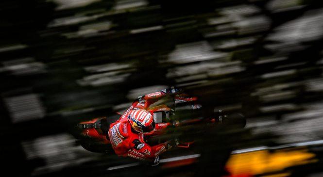 MotoGP Brno: Dovizioso za las pred Marquezom, Vinalesom in Oliviero