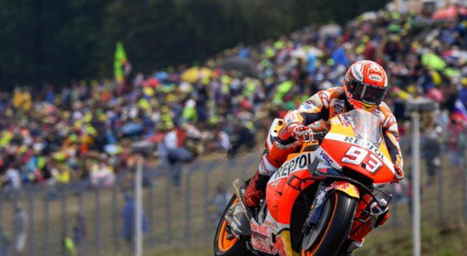 MotoGP Brno: Marquez na Češkem do 50. zmage