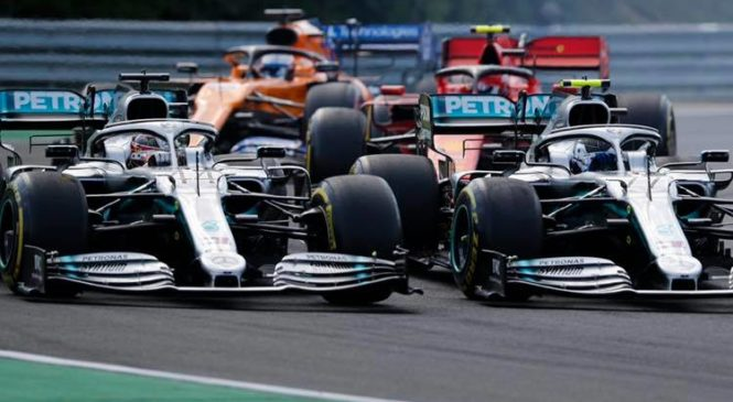 Bottas ostaja pri Mercedesu, Ocon k Renaultu