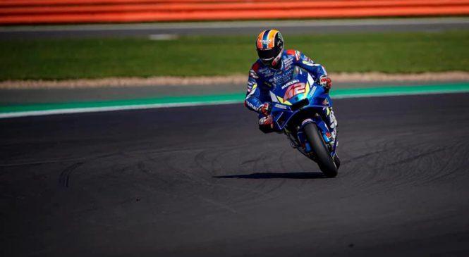 MotoGP Silverstone: Rins je zmagovalec tesnega obračuna z Marquezom