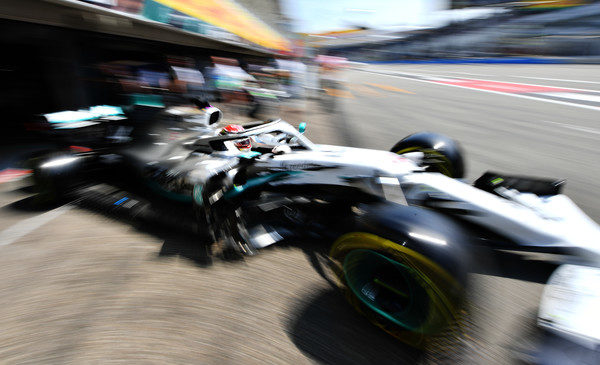 F1 Hungaroring: Hamiltonu prvi trening