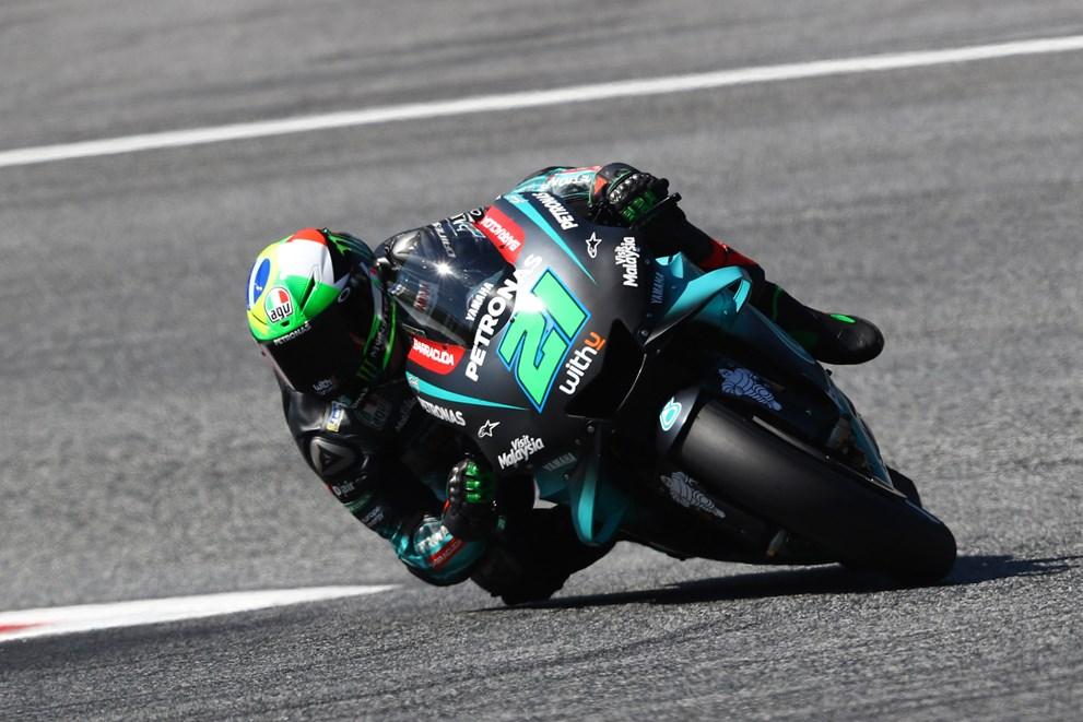 Franco Morbidelli Petronas Yamaha 2019 Avstrija