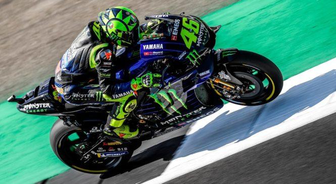 """Rossi: Prva štartna vrsta """"sladek odgovor"""" mojim kritikom"""