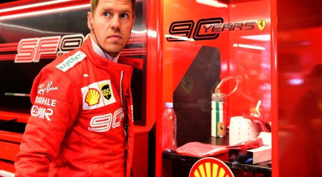 Vettel po preiskavi obdržal četrto mesto