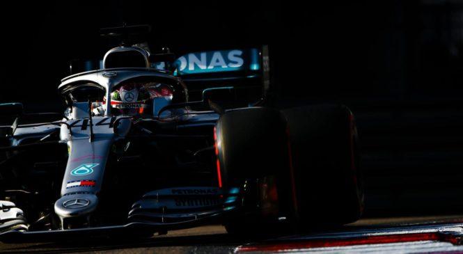 Soči: Hamilton Ferrariju ukradel zmago