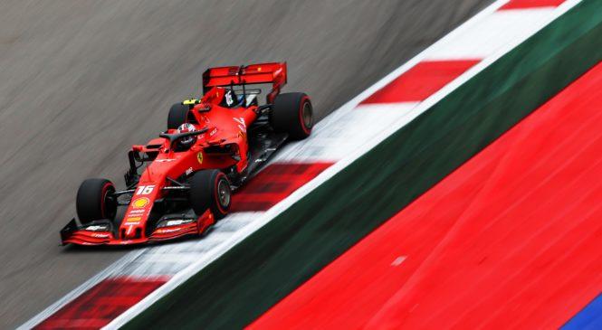 Ferrarija najhitrejša pred kvalifikacijami