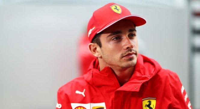 Leclerc najhitrejši na prvem treningu