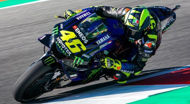 Rossi: Marquez mi je namerno uničil krog