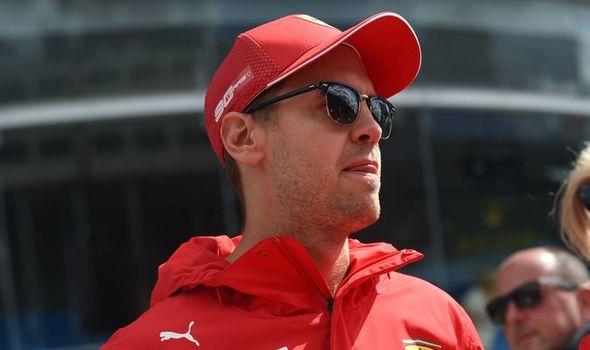Razočarani Vettel pojasnil svojo napako