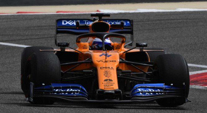 Uradno: McLaren od sezone 2021 ponovno z Mercedesovimi motorji