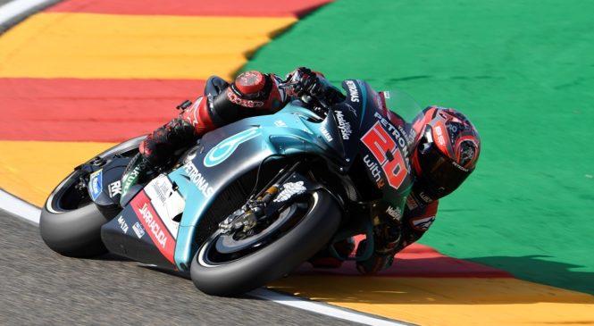 Quartararo: Nihče ne more voziti tako hitro kot Marquez