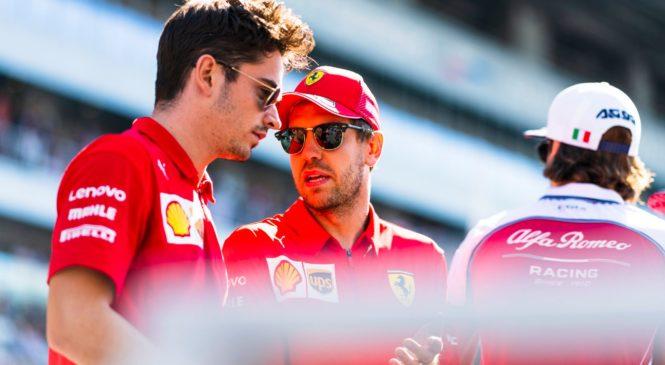 Tudi Leclerc je ignoriral moštvene ukaze