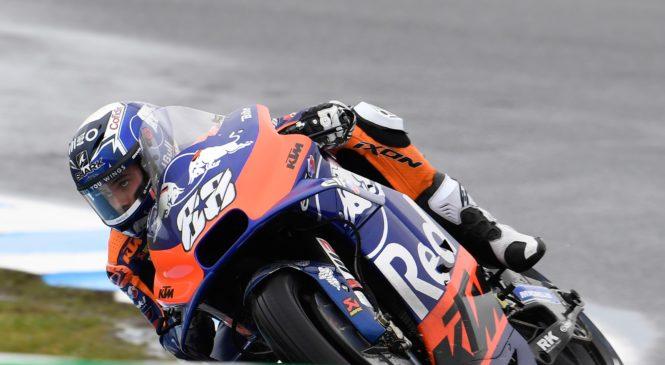 Oliveira ne bo nastopil na dirki v Phillip Islandu