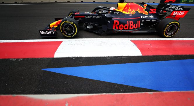 "Bo Verstappen ostal brez ""pole positiona""?"