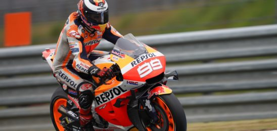 Lorenzo zadovoljen z boljšim občutkom in tempom na dirki