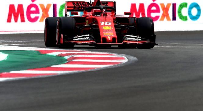 Verstappen kaznovan, najboljši štartni položaj Leclercu