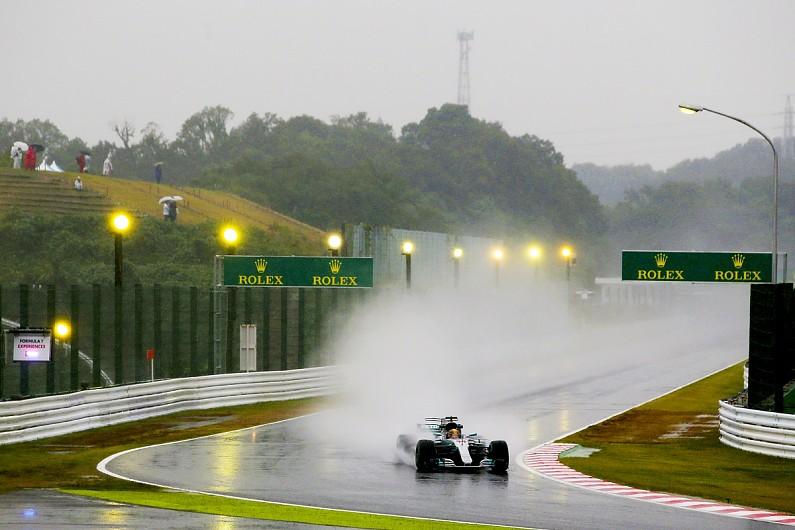 Formula 1 Hagibis ogroža dirko 2019