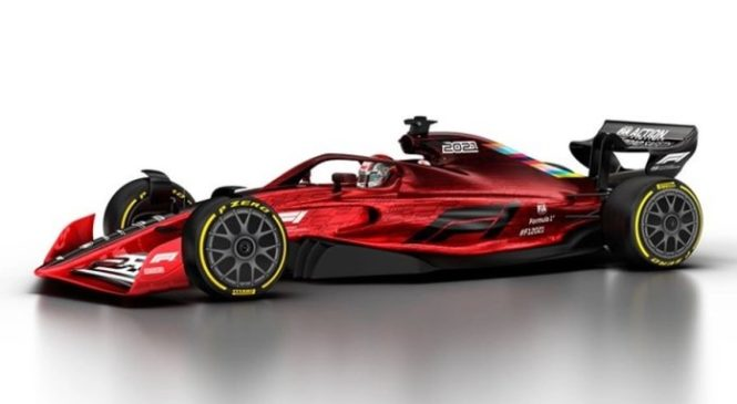To bo nov obraz Formule 1 od sezone 2021 naprej