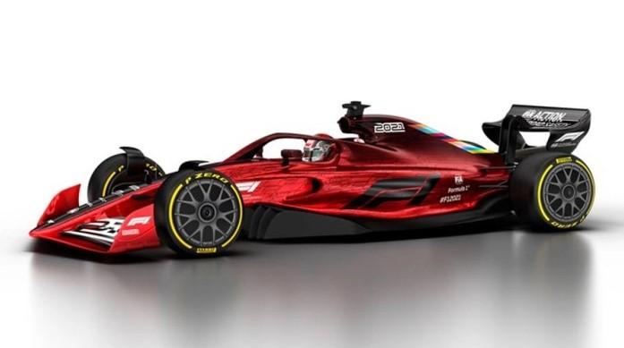 Nov izgled Formule 1 v sezoni 2021