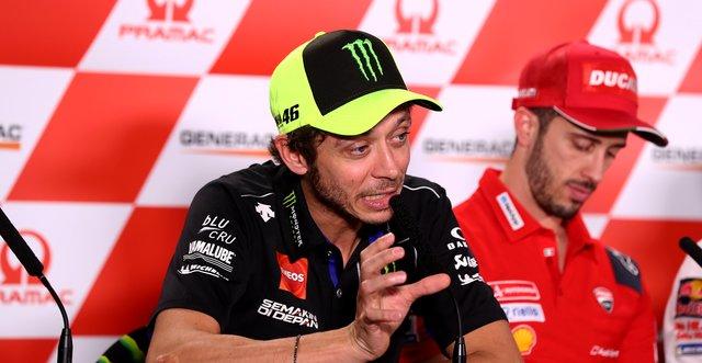 Rossi kritičen do MotoGP zaradi vrnitve Marqueza