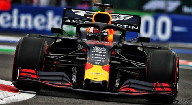 Verstappen dobil kvalifikacije v Mehiki