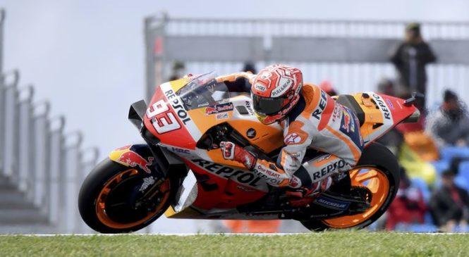 Marquez: Včasih najhitrejši ne zmaga