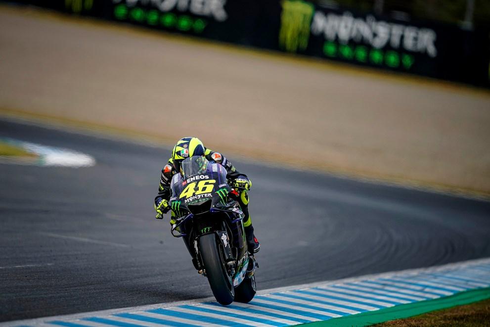 Valentino Rossi Yamaha M1 MotoGP 2019 Motegi