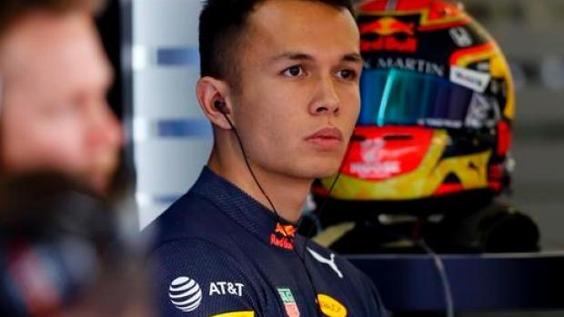 Albon od prestopa v Red Bull zbral več točk kot Verstappen
