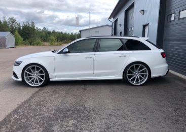 Raikkonenov nori Audi RS6 se prodaja – za noro ceno