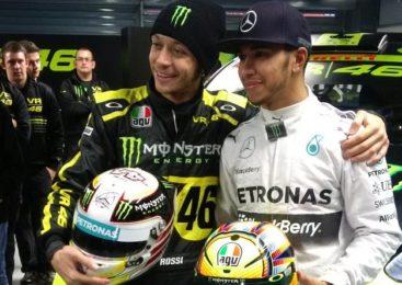 Rossi bo sedel za volan Mercedesovega dirkalnika Formule 1