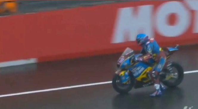VIDEO: Alex Marquez spektakularno preprečil padec