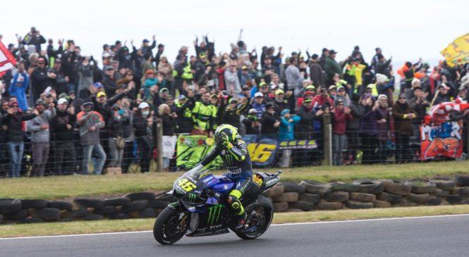 Rossi: Moja letošnja sezona le malenkost boljša od poloma pri Ducatiju